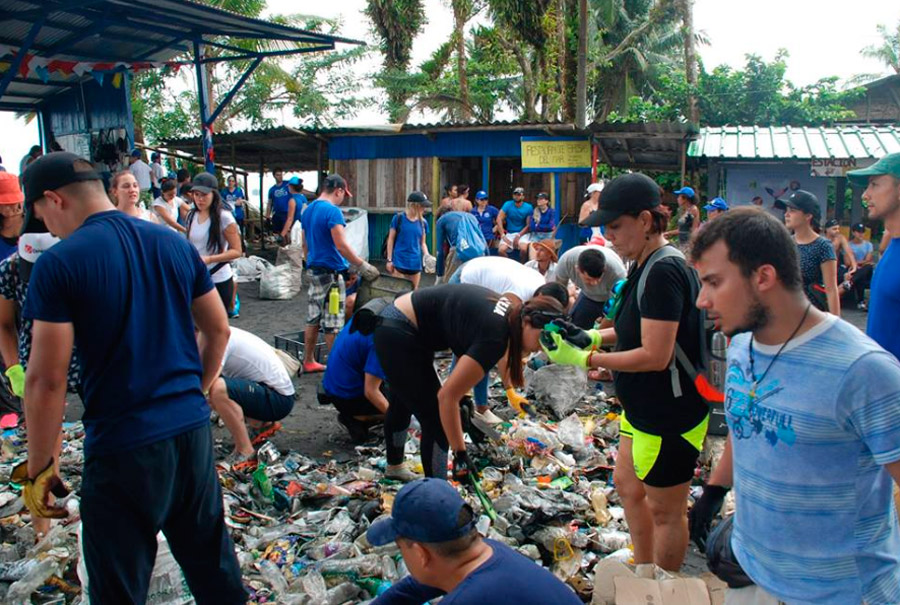 Ocean Conservancy Beach Cleanup Colombia-ecopazifico-