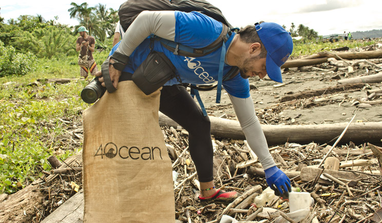 Beach Cleanups Colombia