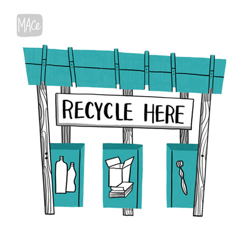 Recycle - Find new uses