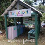 Recycling Station Ecopazifico Coca-Cola Foundation