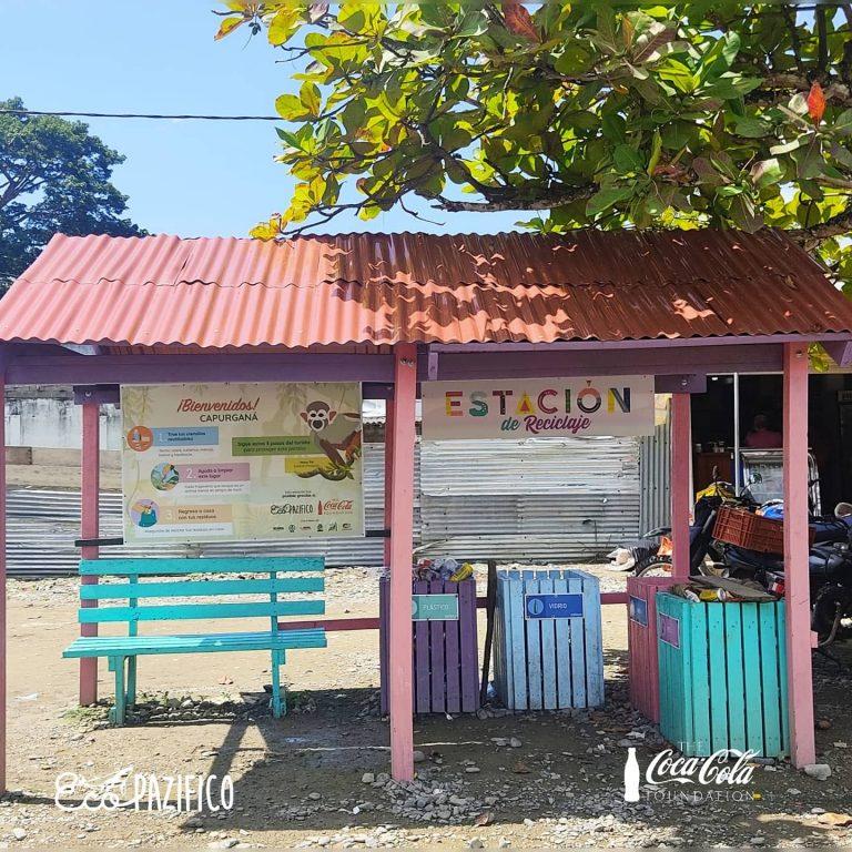 Estación de reciclaje Capurganá