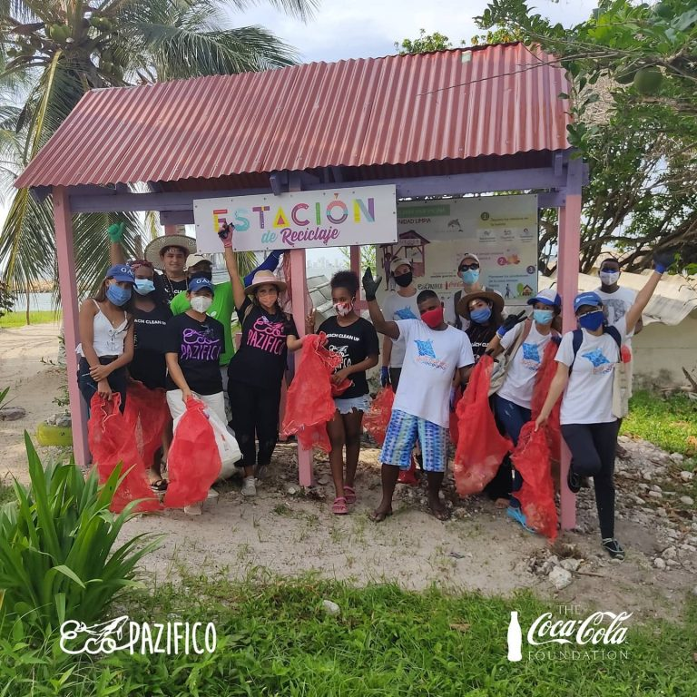 Recycling station Tierra bomba